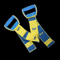 élastique de gym réglable