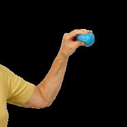 Renforcement musculaire main et doigts.