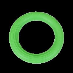 Anneau souple vert