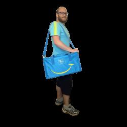 sac de transport matériel, pratique et très solide