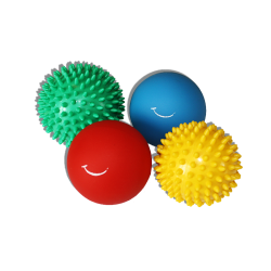 Pack 4 balles