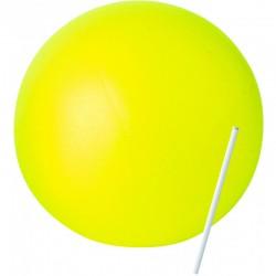 Ballon paille - Jaune