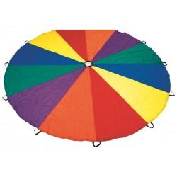 Parachute 12 poignées - 3,5m