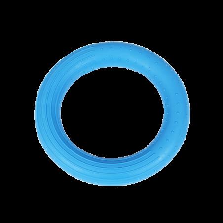 Anneau souple bleu