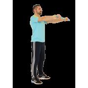 Matériel renforcement musculaire, souplesse, endurance.